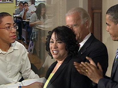 VIDEO: Historic Day for Hispanics