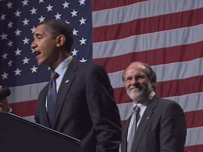 VIDEO:Obama and Corzine Perfect Together?