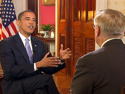 VIDEO: Dr. Tim Johnson Interviews President Obama