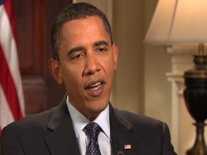 VIDEO:Obamas Network Media Blitz