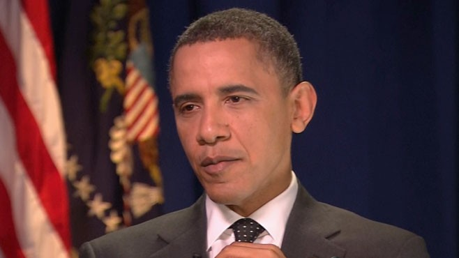VIDEO: Diane Sawyer Interview Barack Obama