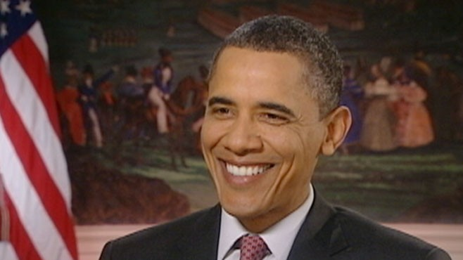 VIDEO: George Stephanopoulos has first interview since Obama announced reelection bid.