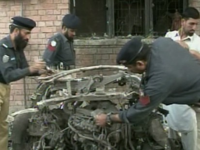 VIDEO: Militant attacks in Pakistan