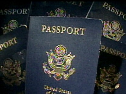 VIDEO: U.S. Passports Made Abroad