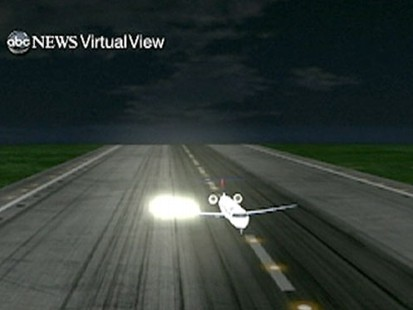 VIDEO: Days after an emergency landing, details show the pilot made the right moves.