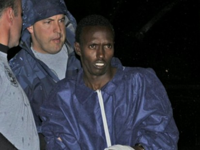 VIDEO: Somali pirate faces U.S. law