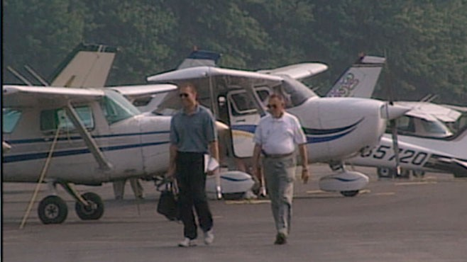 VIDEO: Report says FAA has lost records on a third of all private aircraft.