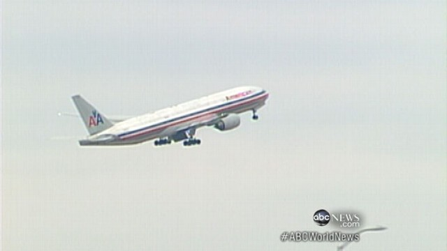 VIDEO: Two planes forced to land; passengers not injured.