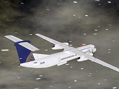 VIDEO: Crash Evidence Highlights Crew Errors