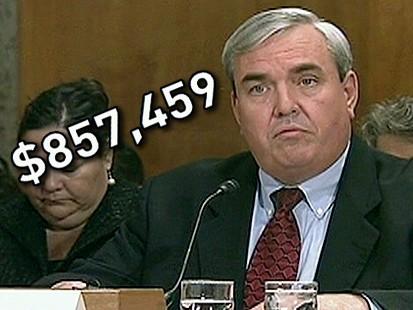 VIDEO: Postmaster General Earns $857,459.00