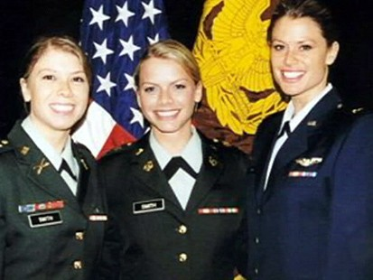 Kelly, Amber and Lacey Smith