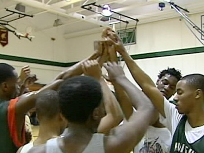 VIDEO: H.S. Basketball Rivals Sportsmanship