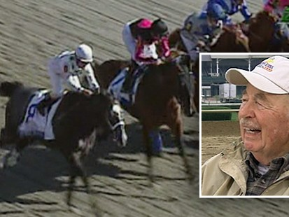 VIDEO: Kentucky Derby Dreamer