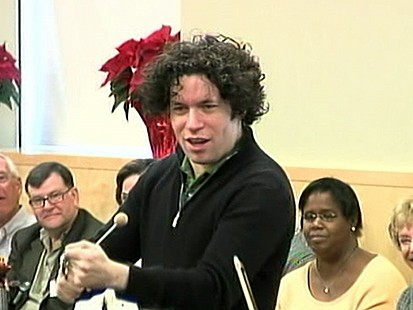 VIDEO: Gustavo Dudamel Inspires Disadvantaged Youths