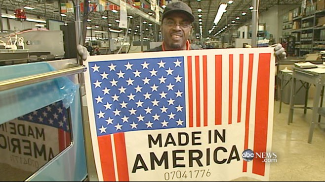 VIDEO: World News Series highlights the men and women who make American products.