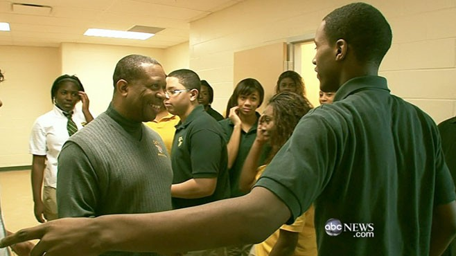 VIDEO: A principal takes charge and changes the lives of his students and teachers.