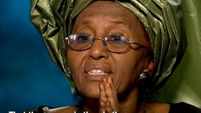 Somalia's Mama Hawa Creates Safe Haven for 90,000 - ABC News