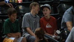 VIDEO: Little boys kind gesture at an Arizona Diamondbacks game caught on tape.