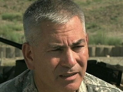 VIDEO: Maj. Gen. Campbell on the Surge Strategy