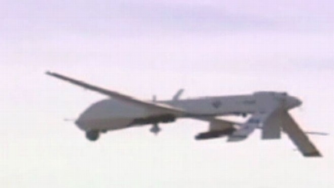 VIDEO In Response To The Military Stalemate Libya US Adjusts Its Policy Play ABCNEWS WATCH Obama Authorizes Armed Predator Drones