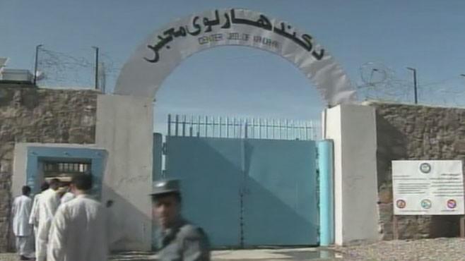 VIDEO: Prison Break in Afghanistan