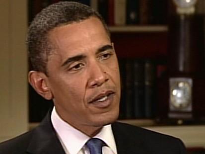 VIDEO: Obama seeks to repair U.S. relations in Middle East