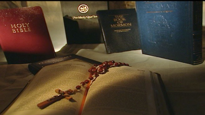 VIDEO: The faithful were not as knowledgeable about different religions in survey.