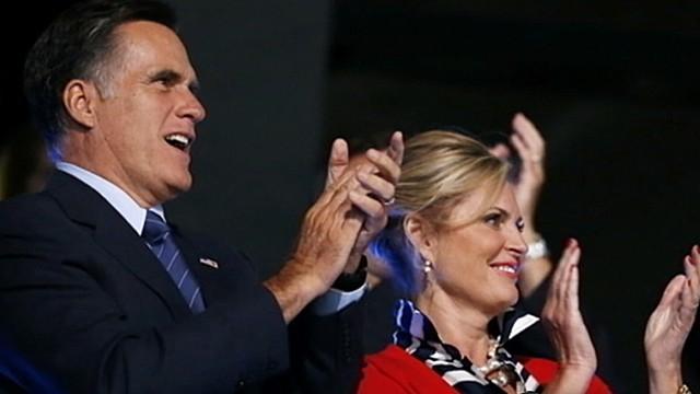 Romneys Rough Road