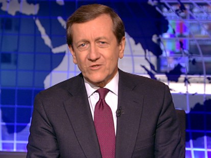 Brian Ross on World News