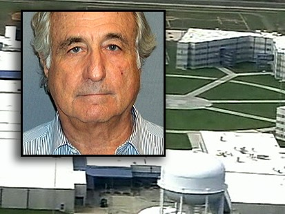 VIDEO: Bernard Madoff and the Butner Correctional Facility