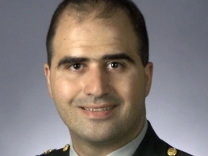 VIDEO: Major Hasan refuses to speak to police
