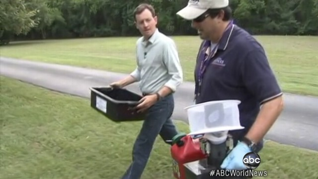 VIDEO: Forty-one dead from West Nile virus as 1,100 cases reported.