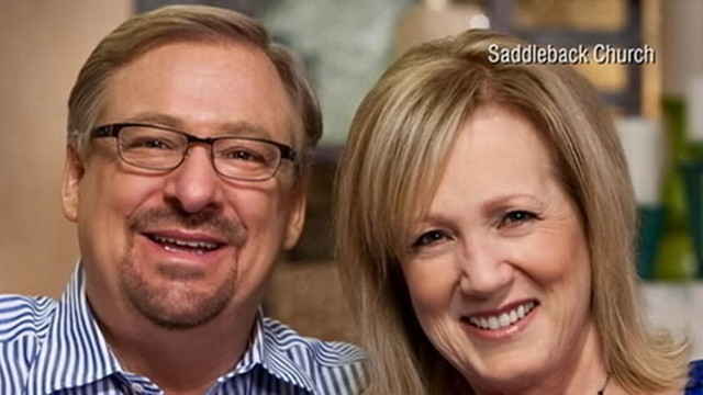 Rick Warren Gives First Sermon After Son s Suicide ABC News