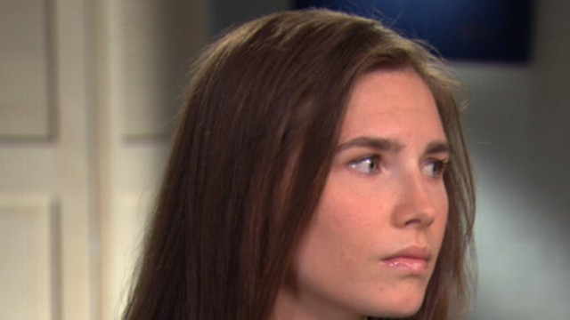 VIDEO: Amanda Knox on her acquittal getting overturned, her lifestyle and being behind bars.