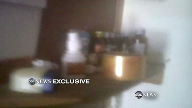 VIDEO: Exclusive video of Bin Ladens home tells about how he lived.