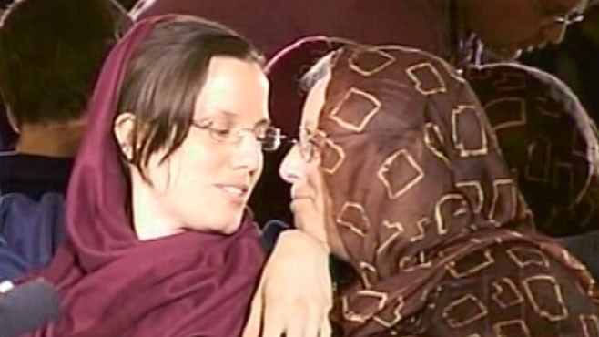 VIDEO: Iran has announced its intention to release Sarah Shourd, but not her friends.