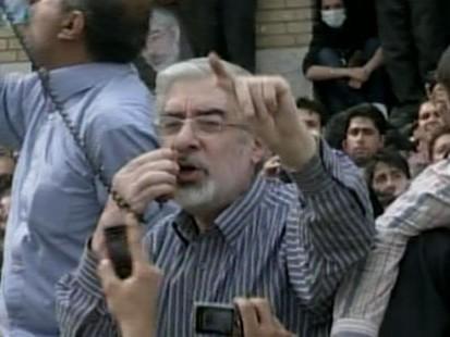 VIDEO: Mir Hossein Mousavi