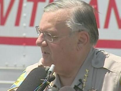 VIDEO: Joe Arpaio accused of violating the rights of Hispanics in federal lawsuit.
