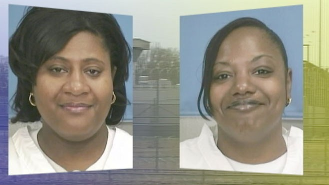 VIDEO: Controversy erupts over the release of two sisters convicted of armed robbery.