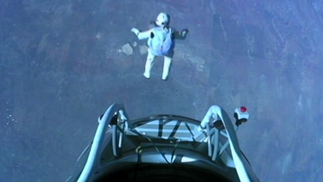 Supersonic Skydive