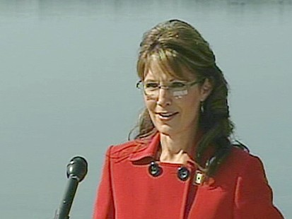 Sara Palins Unconventional Exit