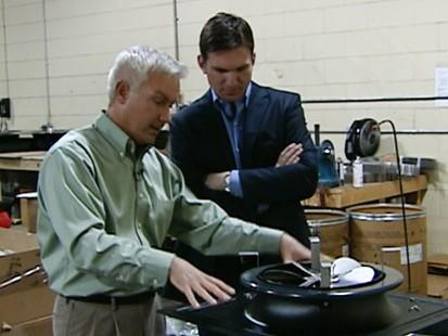 VIDEO: Bill Keiths solar fans