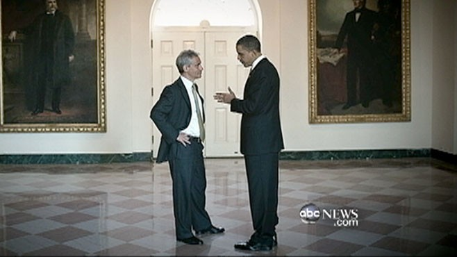 VIDEO: Rahm Emanual to leave the Obama administration to run for mayor of Chicago.