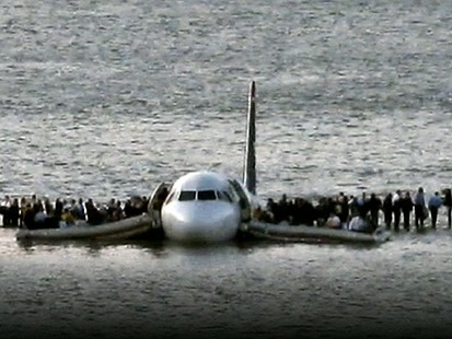 VIDEO: Miracle on the Hudson Tapes Released