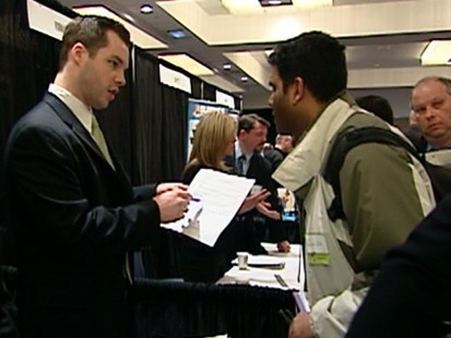 VIDEO: Staggering Unemployment Numbers
