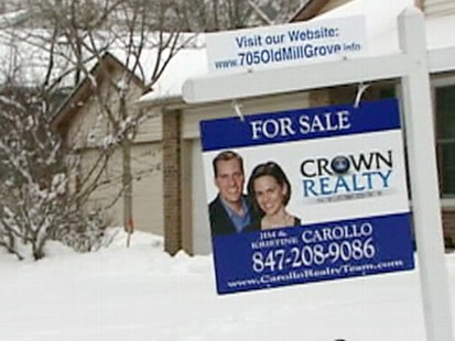 VIDEO: Betsy Stark reports on two straight months of drops in home sales.