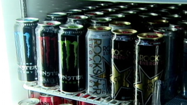 Emergency Room Cases Involving Energy Drinks Increase Video - ABC News
