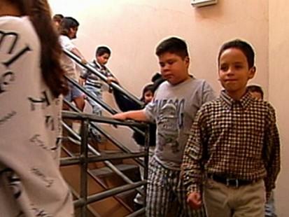VIDEO: Swine flu pandemic fears as school starts