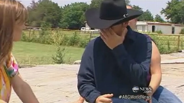VIDEO: Reality show contestant claims he is a wounded military veteran.