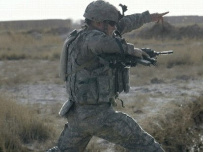 VIDEO: U.S. troops and their allies will strike this treacherous Taliban stronghold.